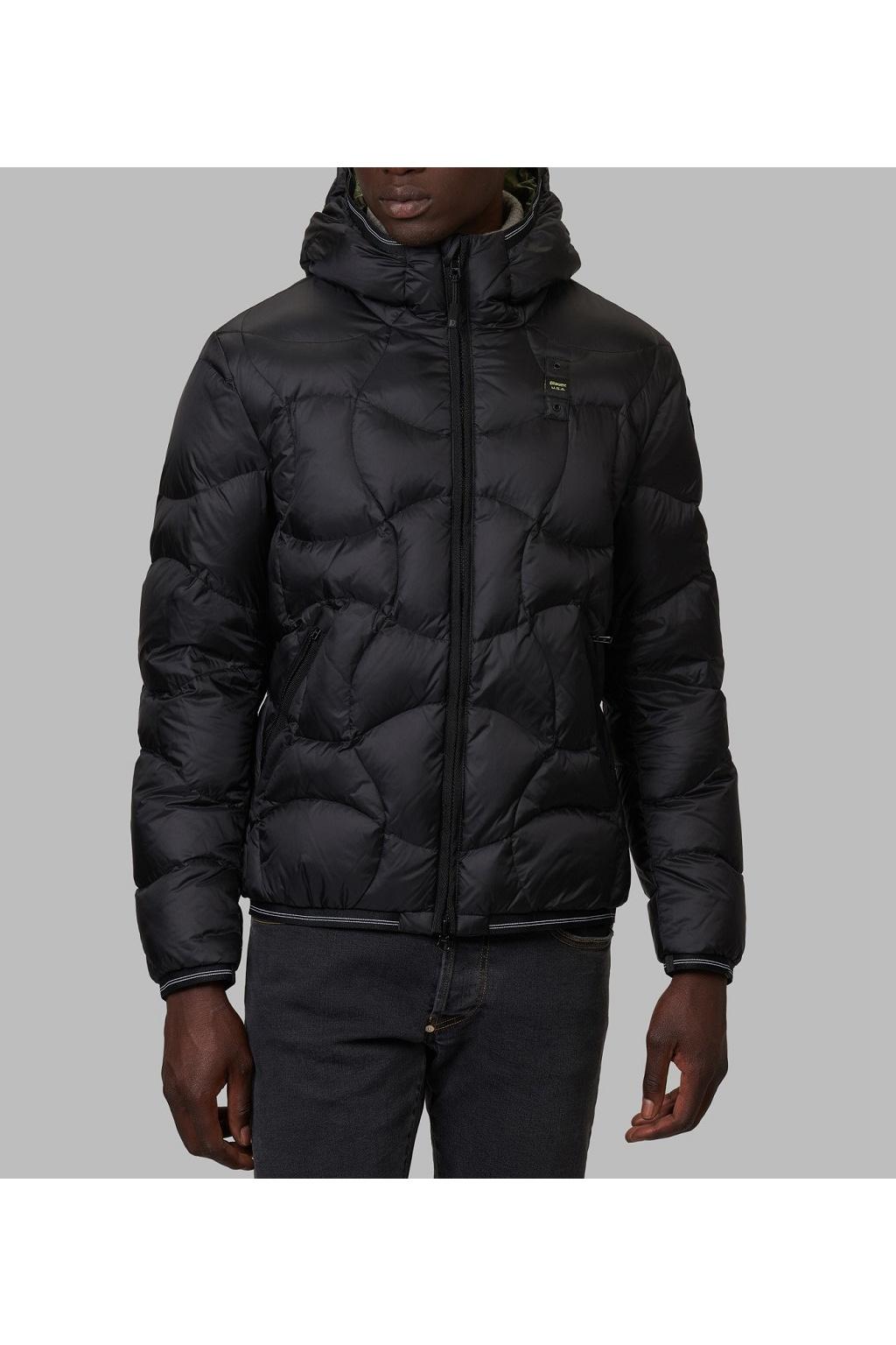Pánská zimní bunda Blauer 21WBLUC03070 černá
