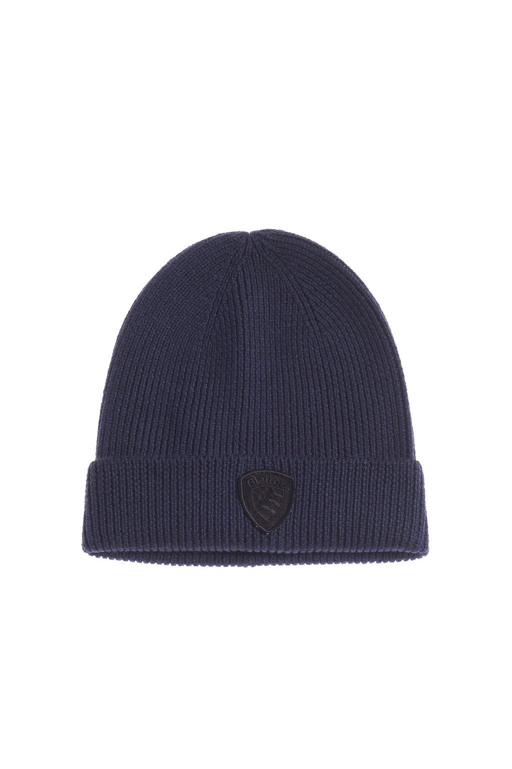 Pánská čepice Blauer 21WBLUA05148 modrá
