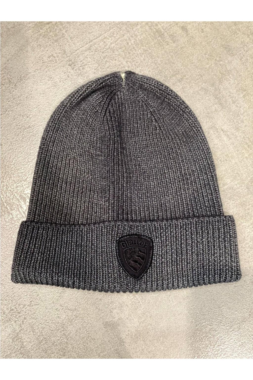 Pánská čepice Blauer 21WBLUA05148 šedá