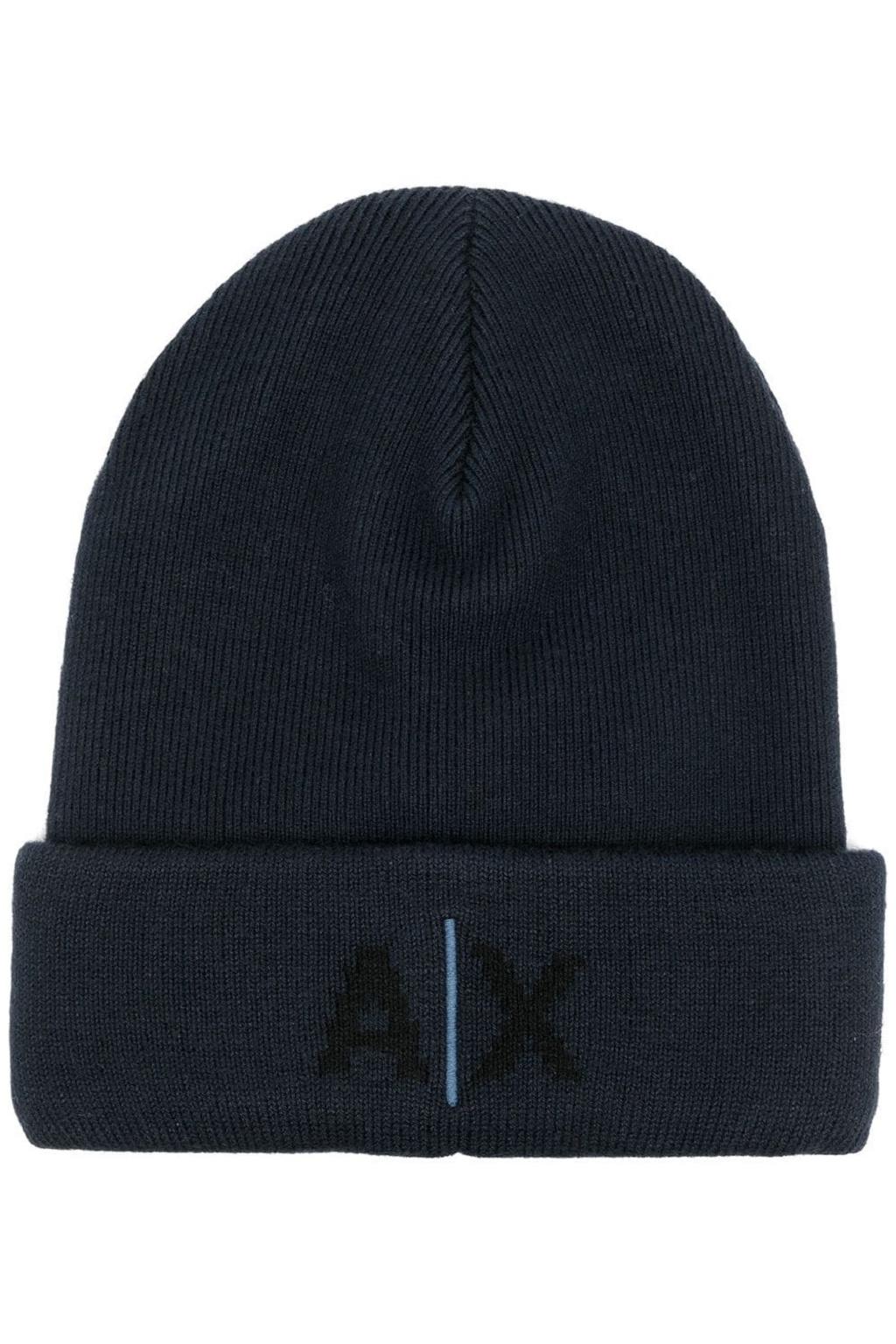 Pánská čepice Armani Exchange 954665 1A302 modrá t