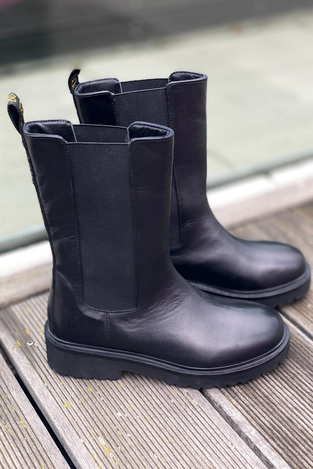 Dámská zimní obuv Blauer F1IVY02 LEA černá