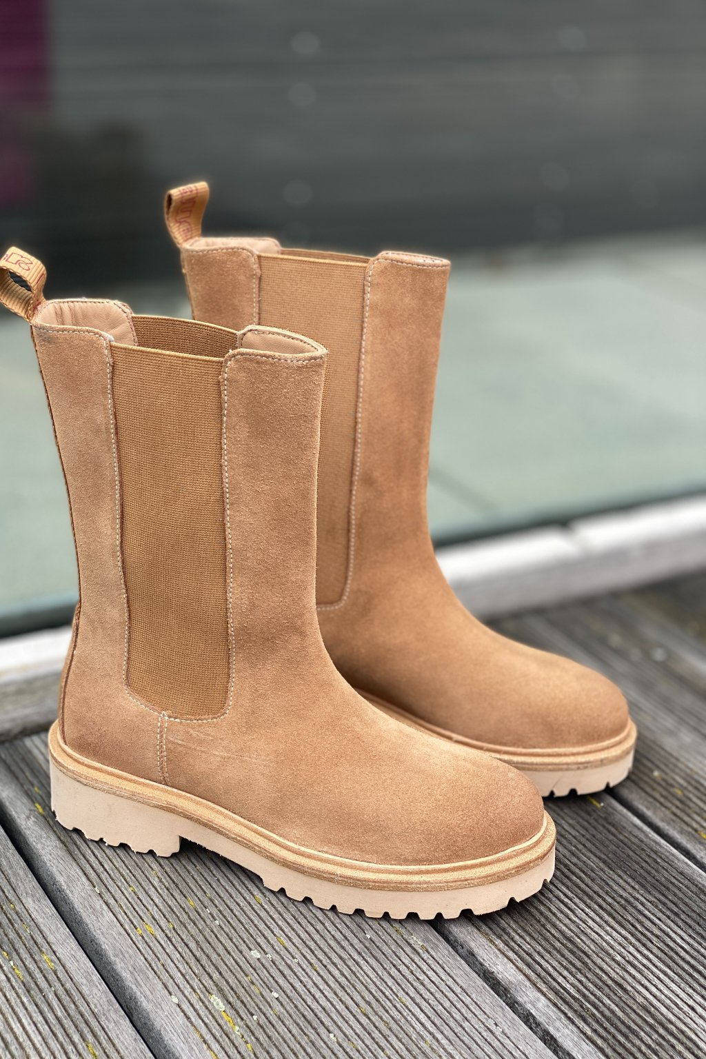 Dámska zimná obuv Blauer F1IVY02 SUE hnedá
