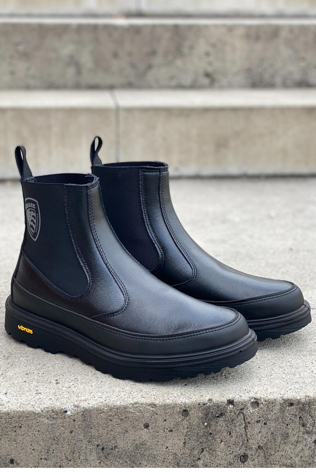 Dámská obuv Blauer F1GRETNA02 PAT černá