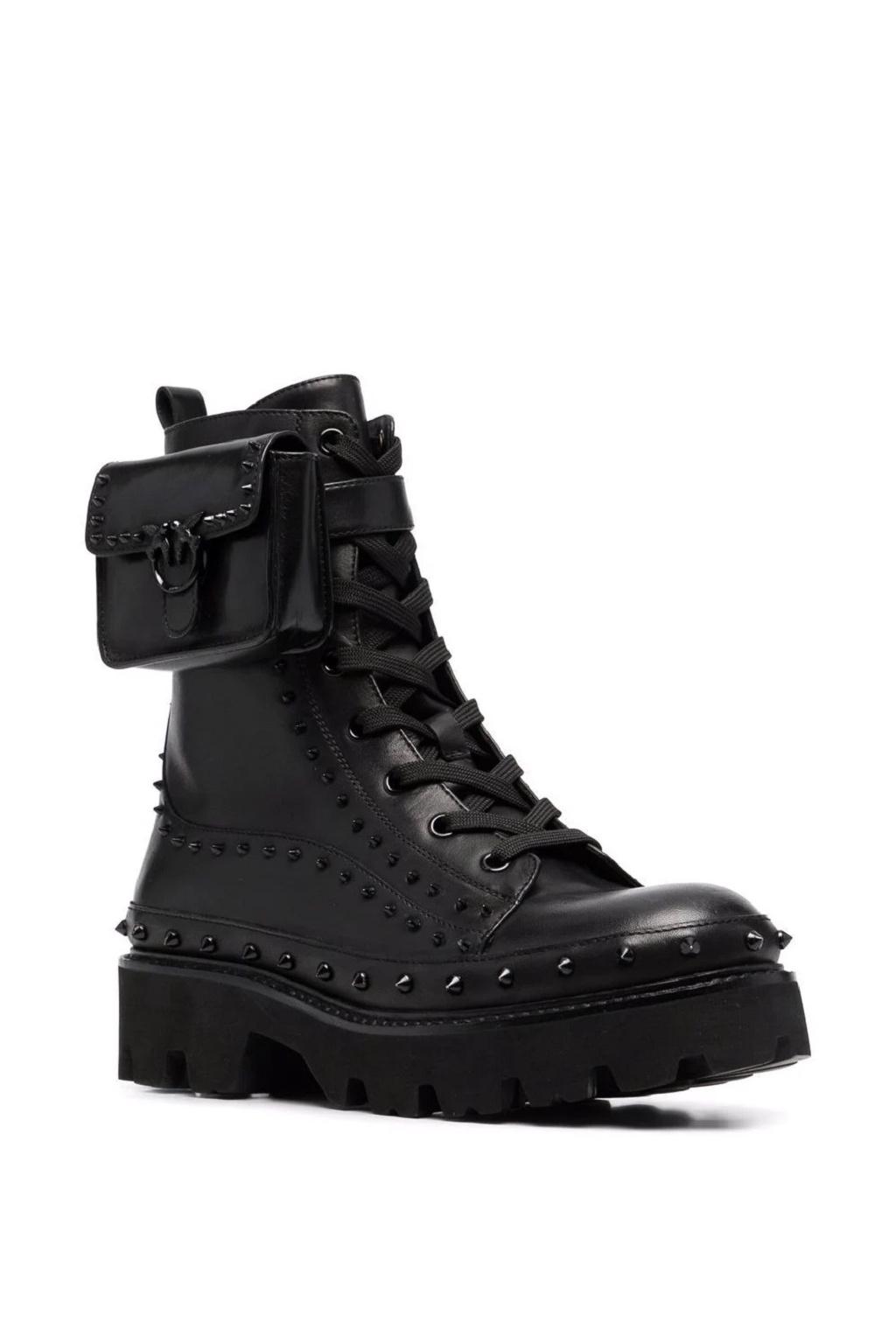 Dámská obuv Pinko Salvador černá