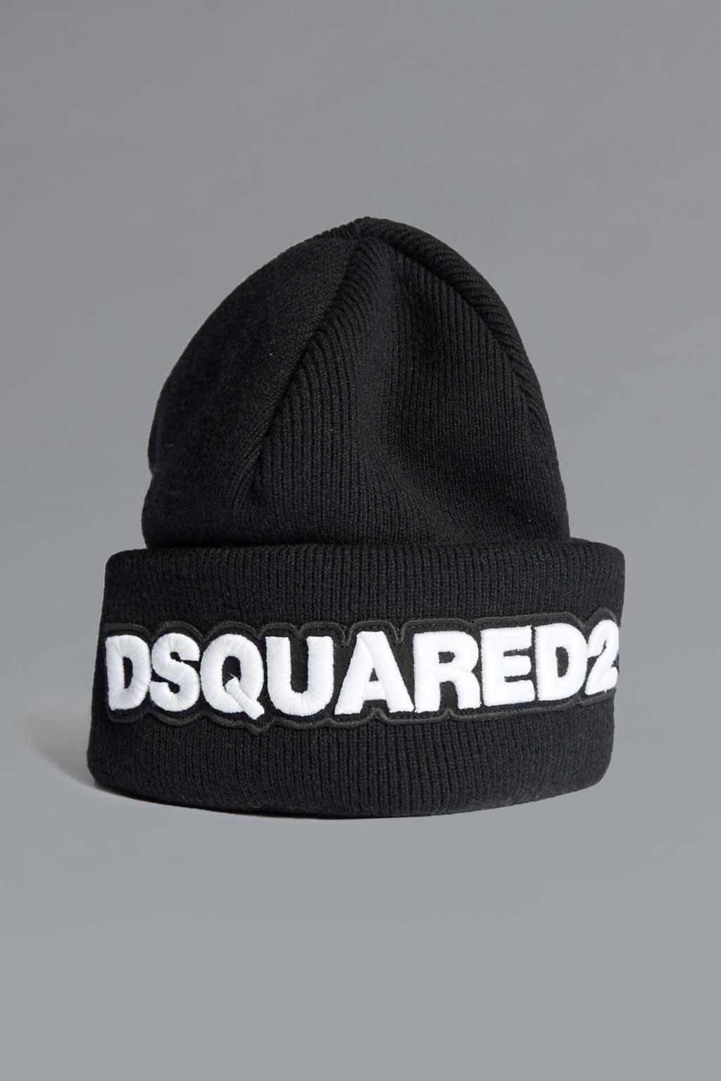 Dámská zimní čepice Dsquared2 D2