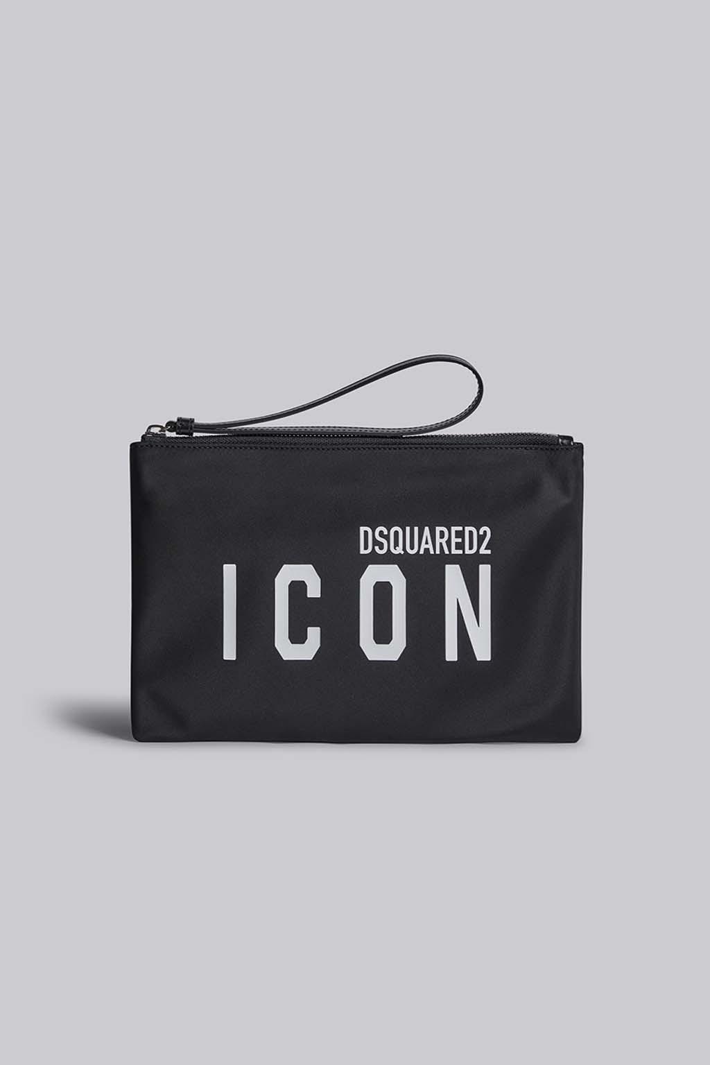 Dámské psaníčko Dsquared2 Be Icon