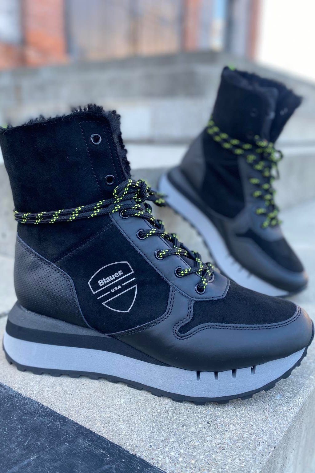 Dámská obuv Blauer F1CHARLEY03 SHE černá