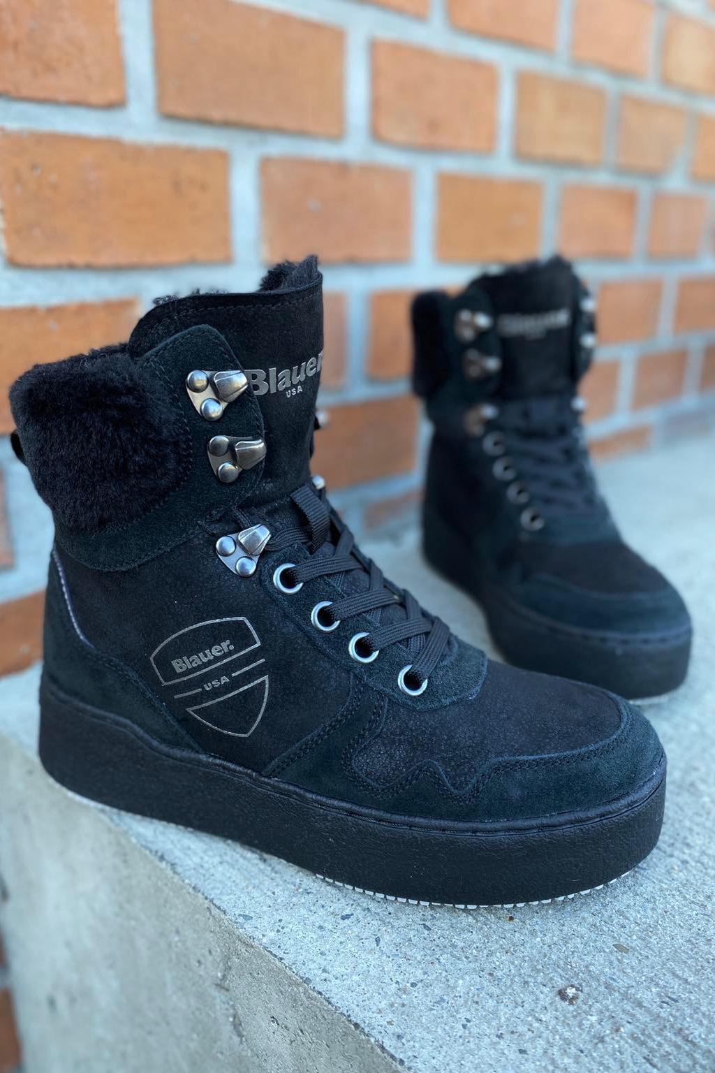 Dámská obuv Blauer F1MADELINE09 SHM černá