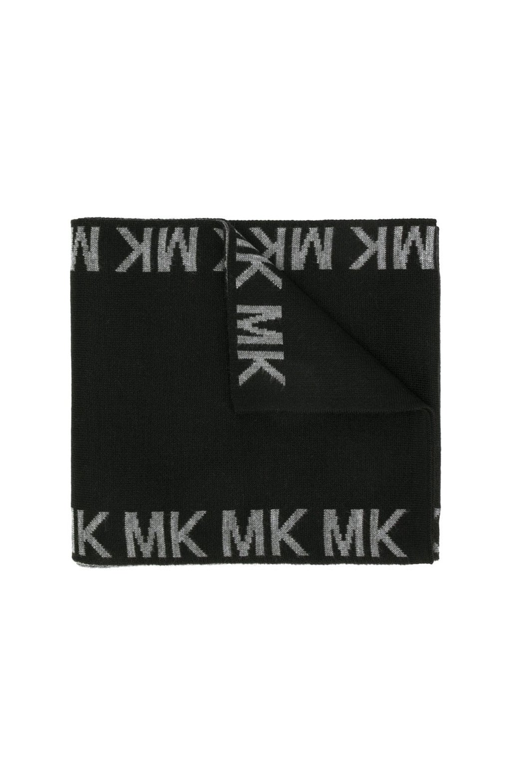MF90B5VCHN Dámský šál Michael Kors černý