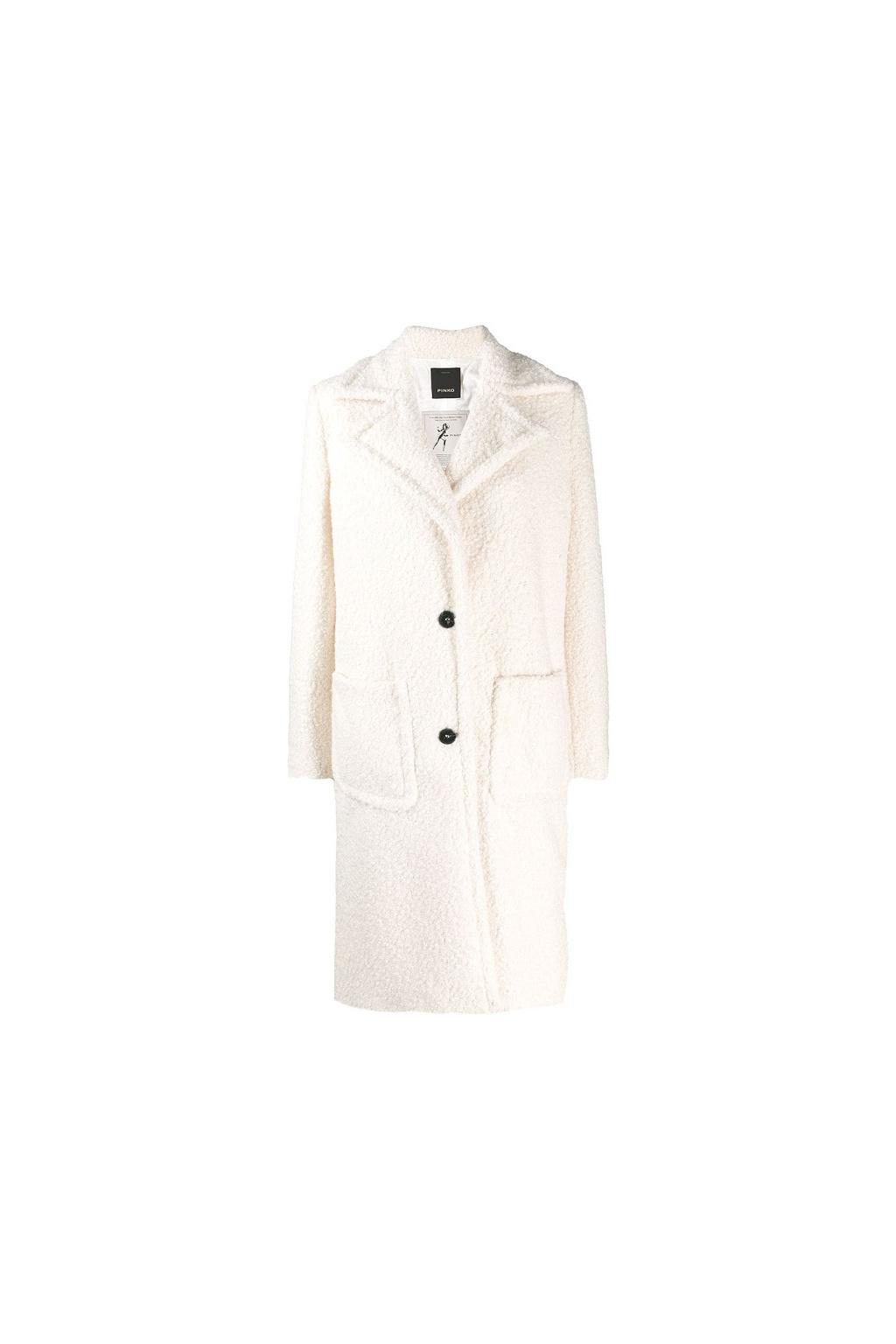 1B13ZF 7711 Pinka kabát Favola bílí