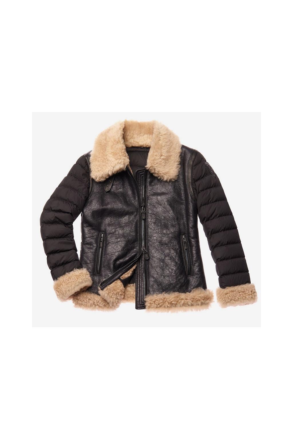 19WBLDL01172 Dámská bunda Blauer černá
