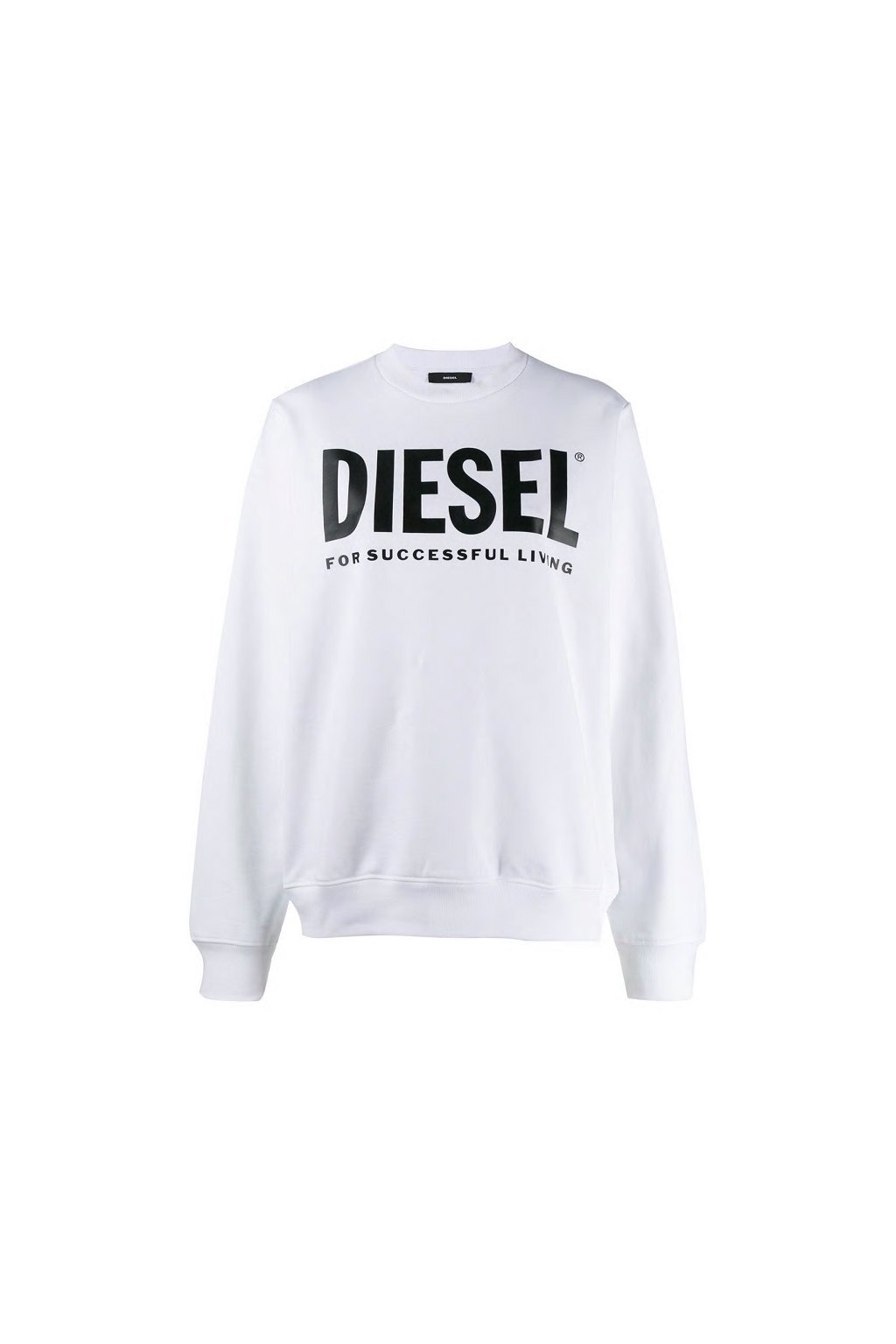 00SYW9 0IAJH Dámská mikina Diesel F Ang bílá