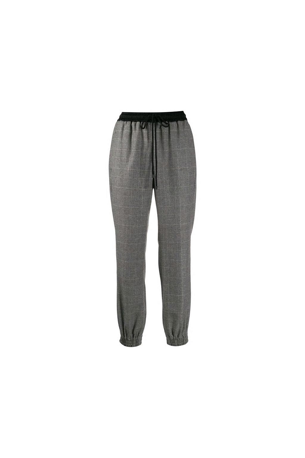 192TT2441 Twinset kalhoty šedé