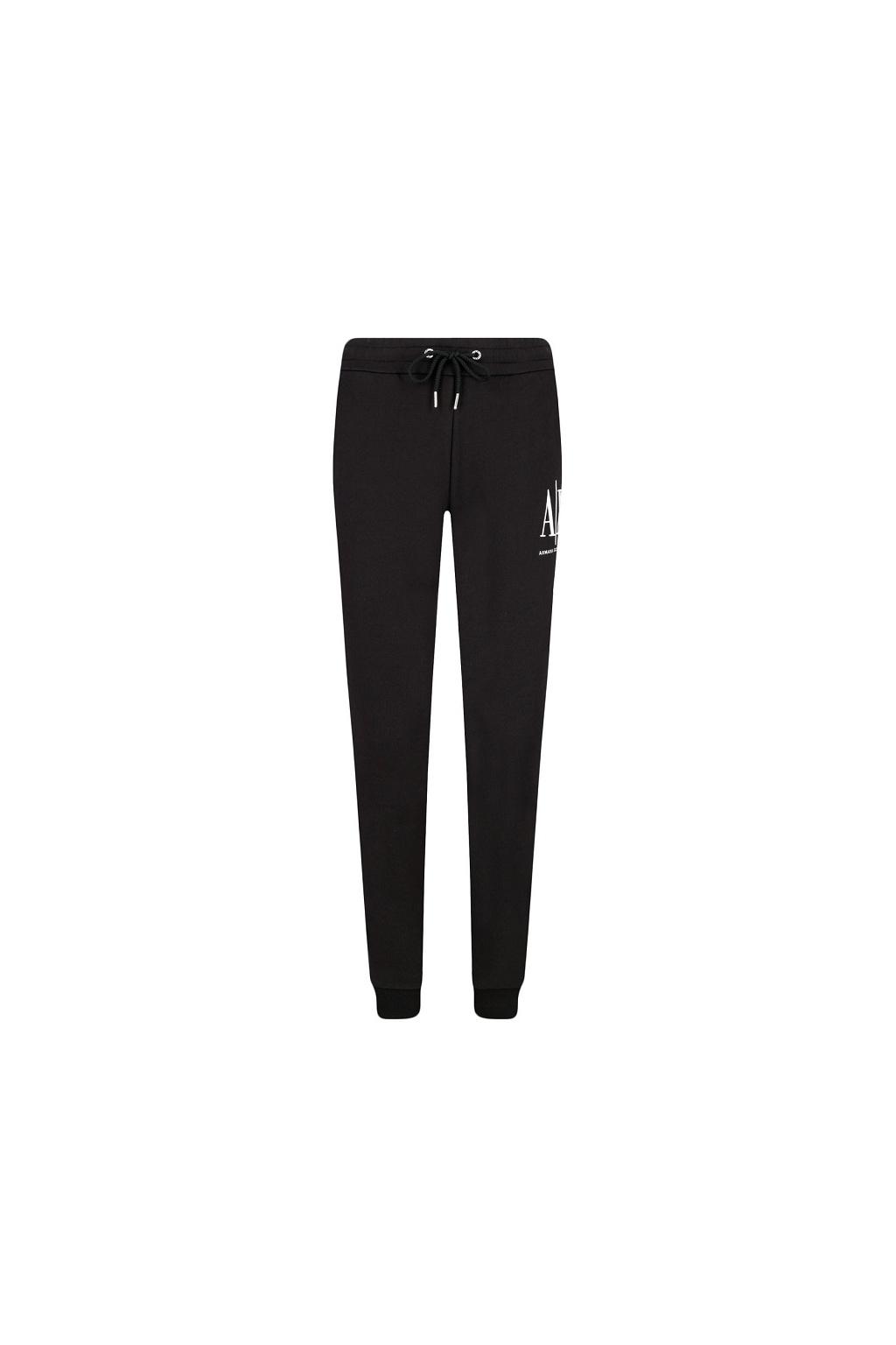 8NYPCX YJ68Z Dámské teplákové kalhoty Armani Exchange černé