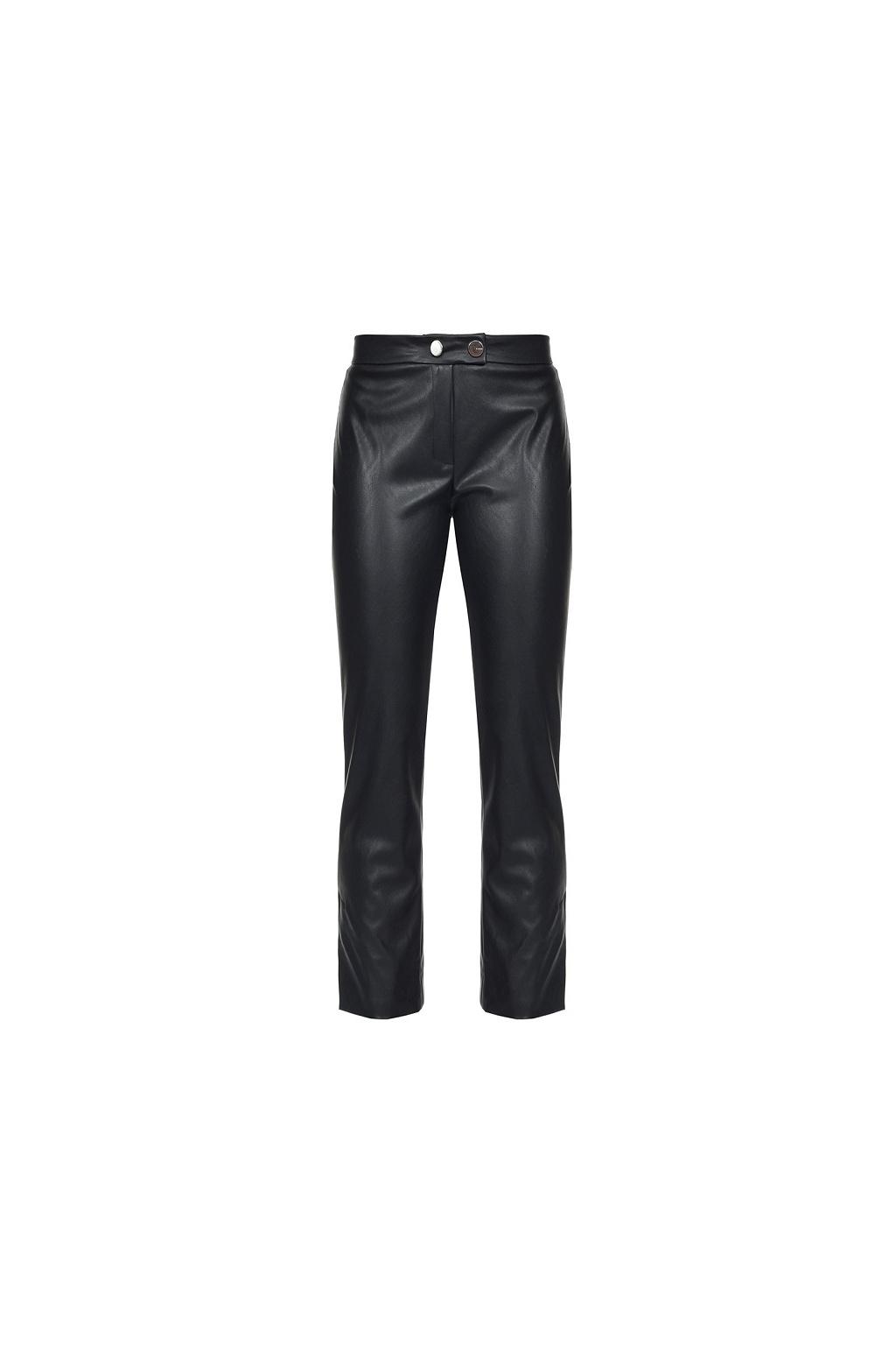 1G14R47105 Z99 Dámské Pinko kalhoty Torrone černé