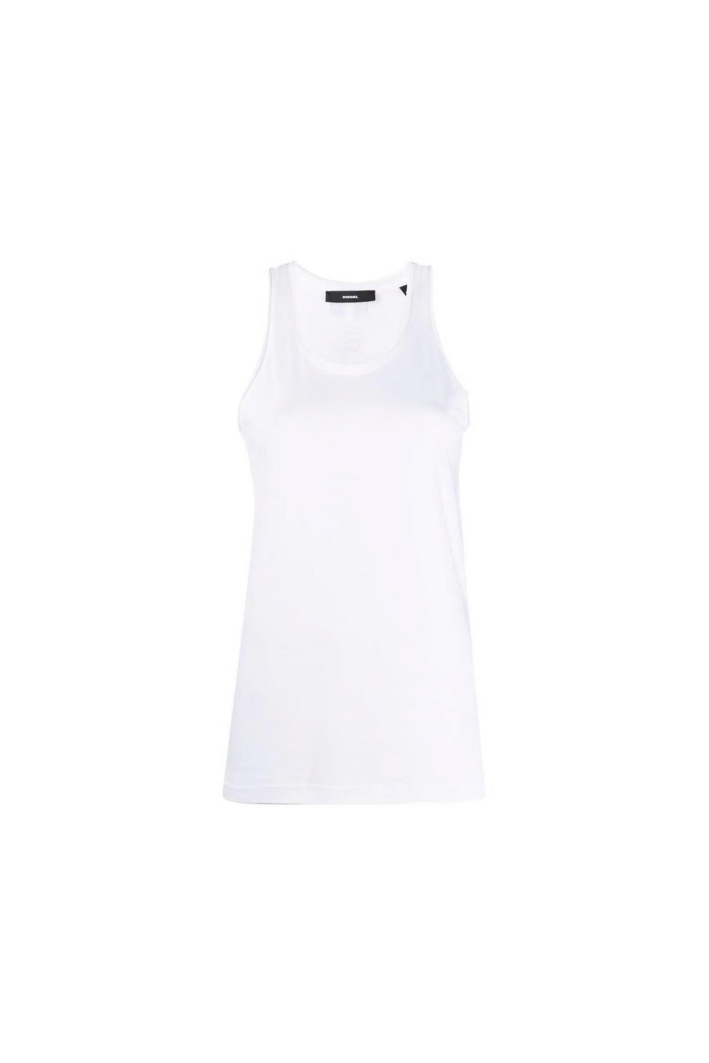 00SELJ 0DAWM Dámské tričko Diesel T Kelly B bílé