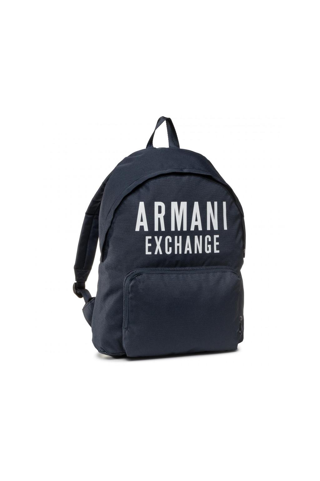 952199 9A124Pánský batoh Armani Exchange modrý