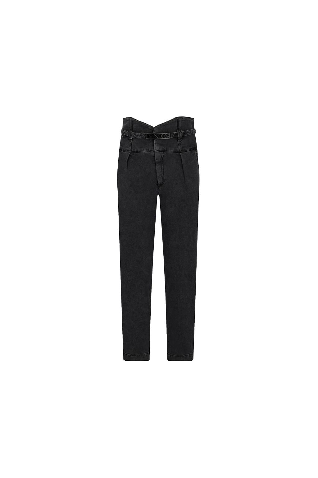 1J10GP Y6FGDámské džíny Pinko Ariel 4 černé