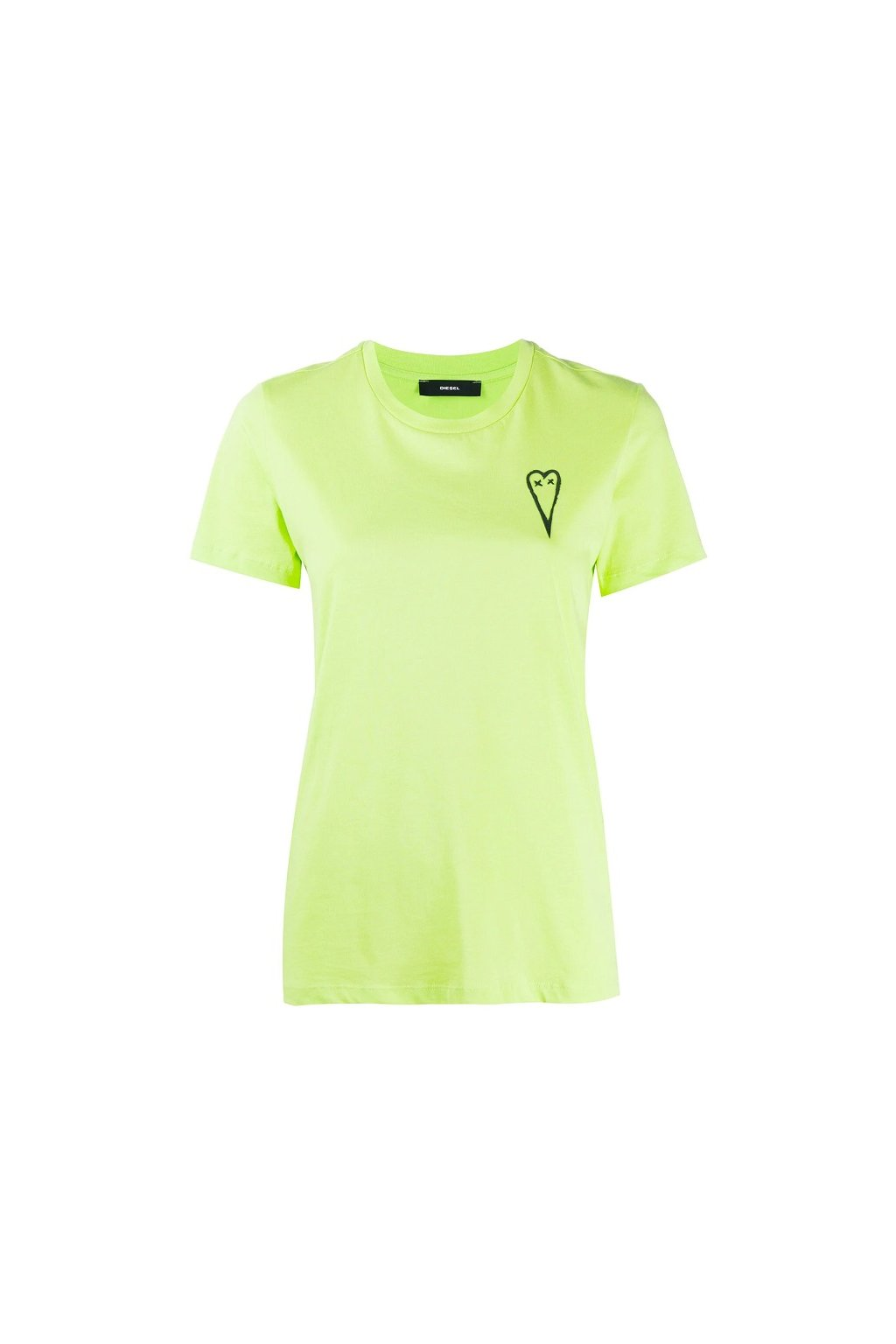 A00251 0HERA Dámské tričko Diesel T Sily žluté