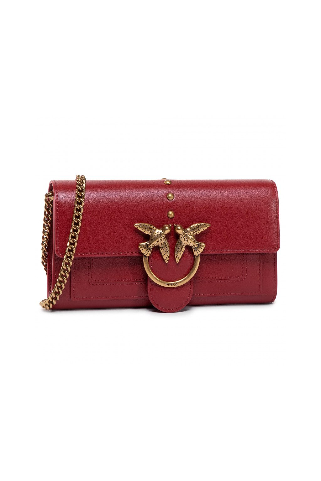 8052777937371 Dámská peněženka Love Wallet Simlly 2 C Ruby Red