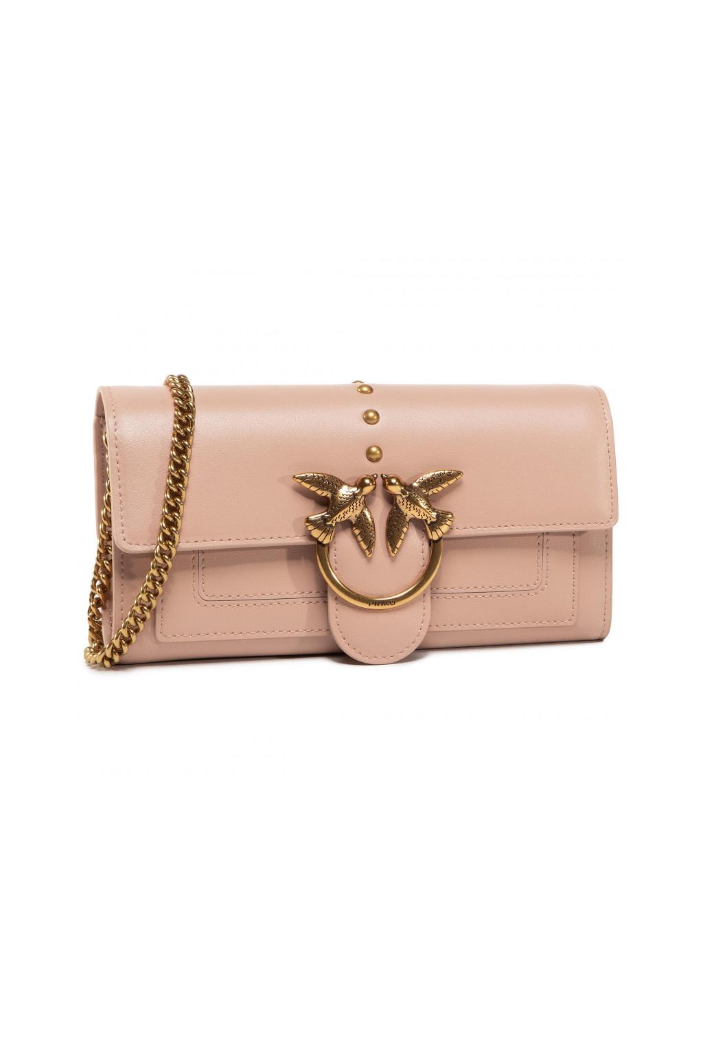 8052777929260 Dámská peněženka Love Wallet Simlly 2 C Light Pink