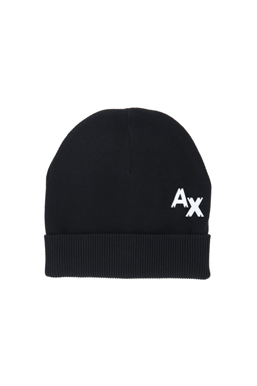 6HY41F YME2Z Dámská čepice Armani Exchange černá