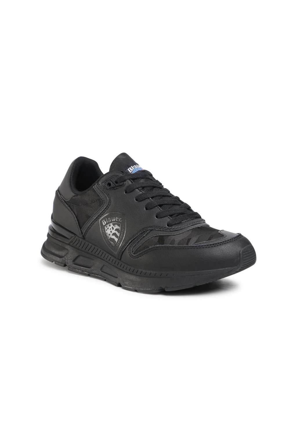 F0HILO01/CAM Pánské tenisky Blauer černé