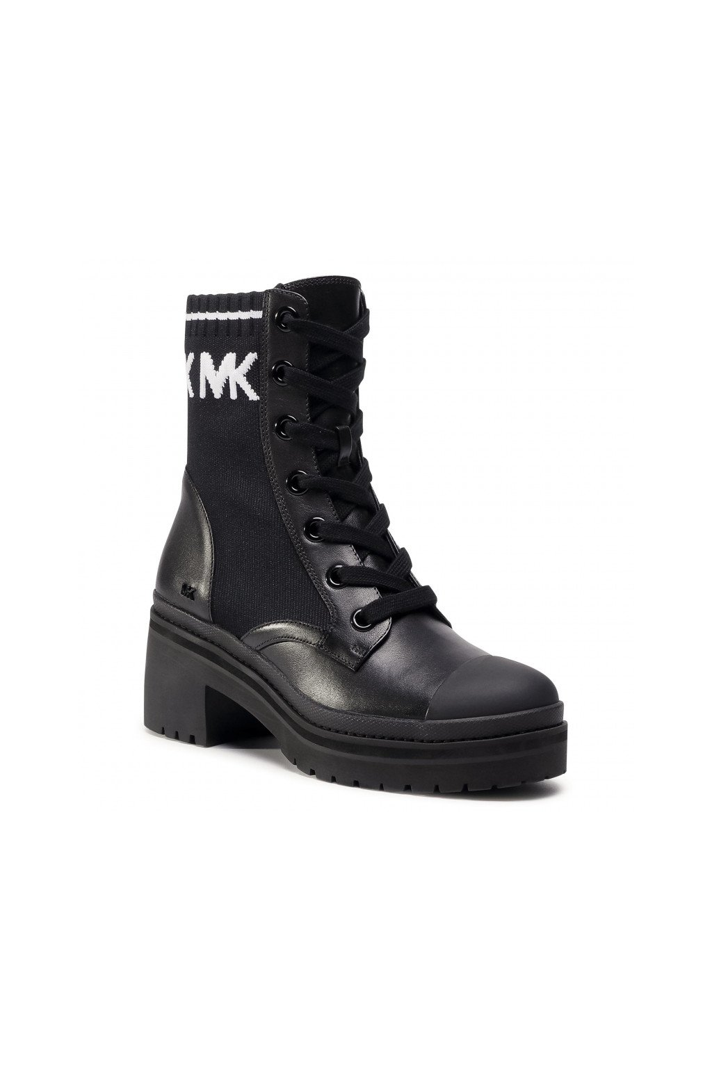 40T0BRME5D Dámské kotníkové kozačky Michael Kors Brea Bootie černé