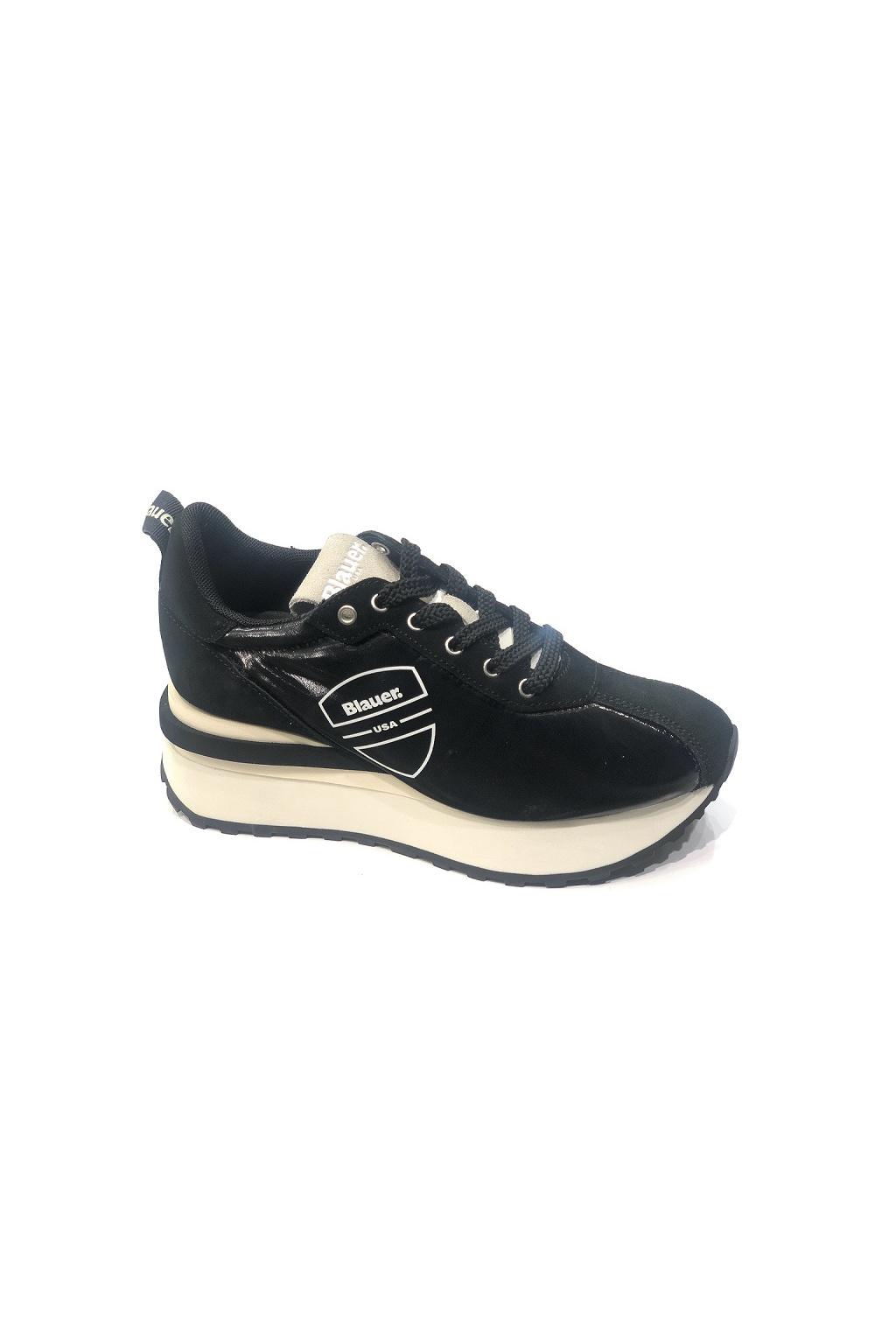 Dámské boty Blauer MABEL01 černé