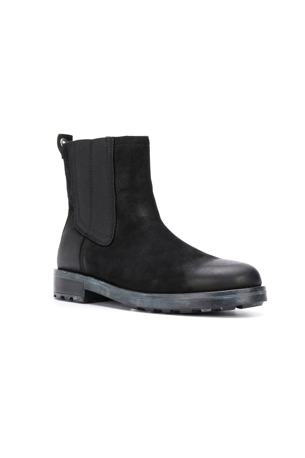 Y02476 PS066 T8013 Pánská obuv Diesel D-throuper Ch černá