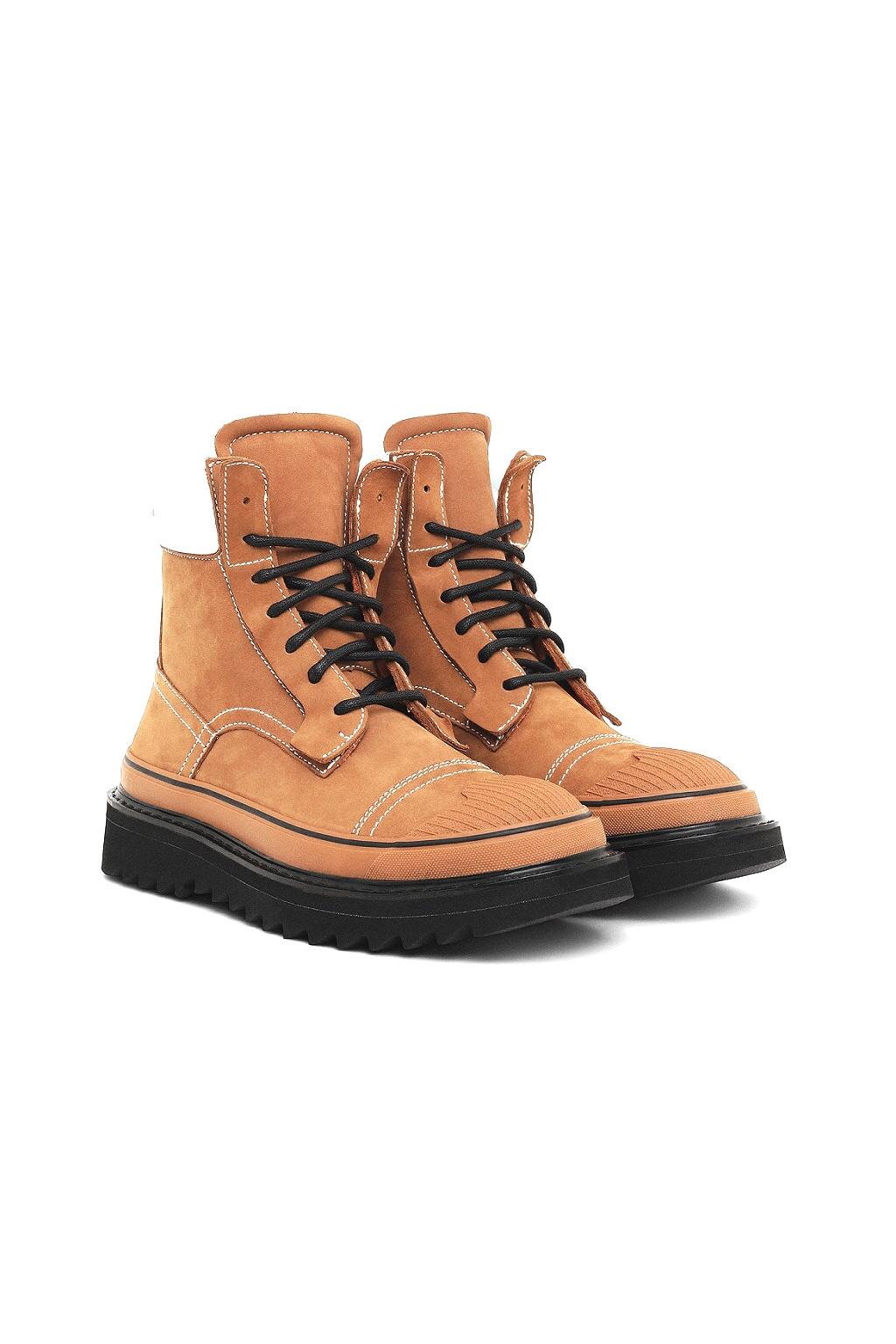Y02473 P3541 T2116 Pánská obuv Diesel H-shiroky Dbbt hnědé