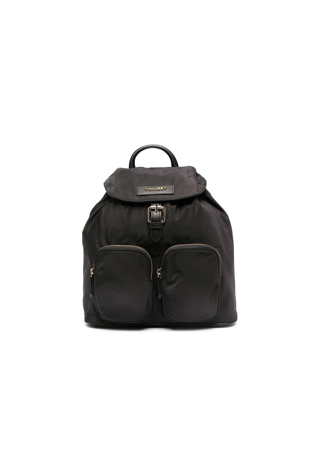 Dámský batoh Twinset 202TD8081 černý