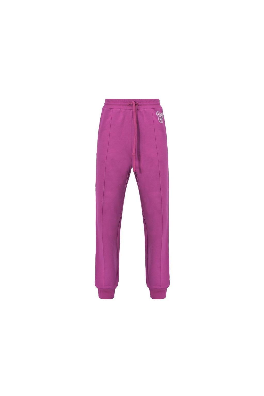 1N12XZY75F W55 Dámské kalhoty Pinko Bugs fialové