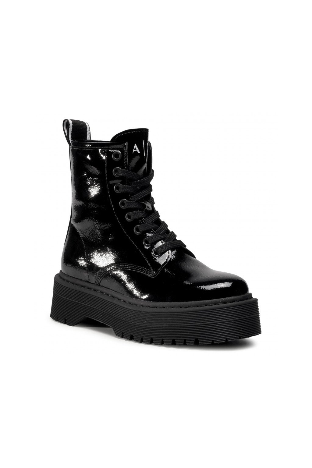 XDN018 XV349 00002 Dámská obuv Armani Exchange XDN018 XV349 černá