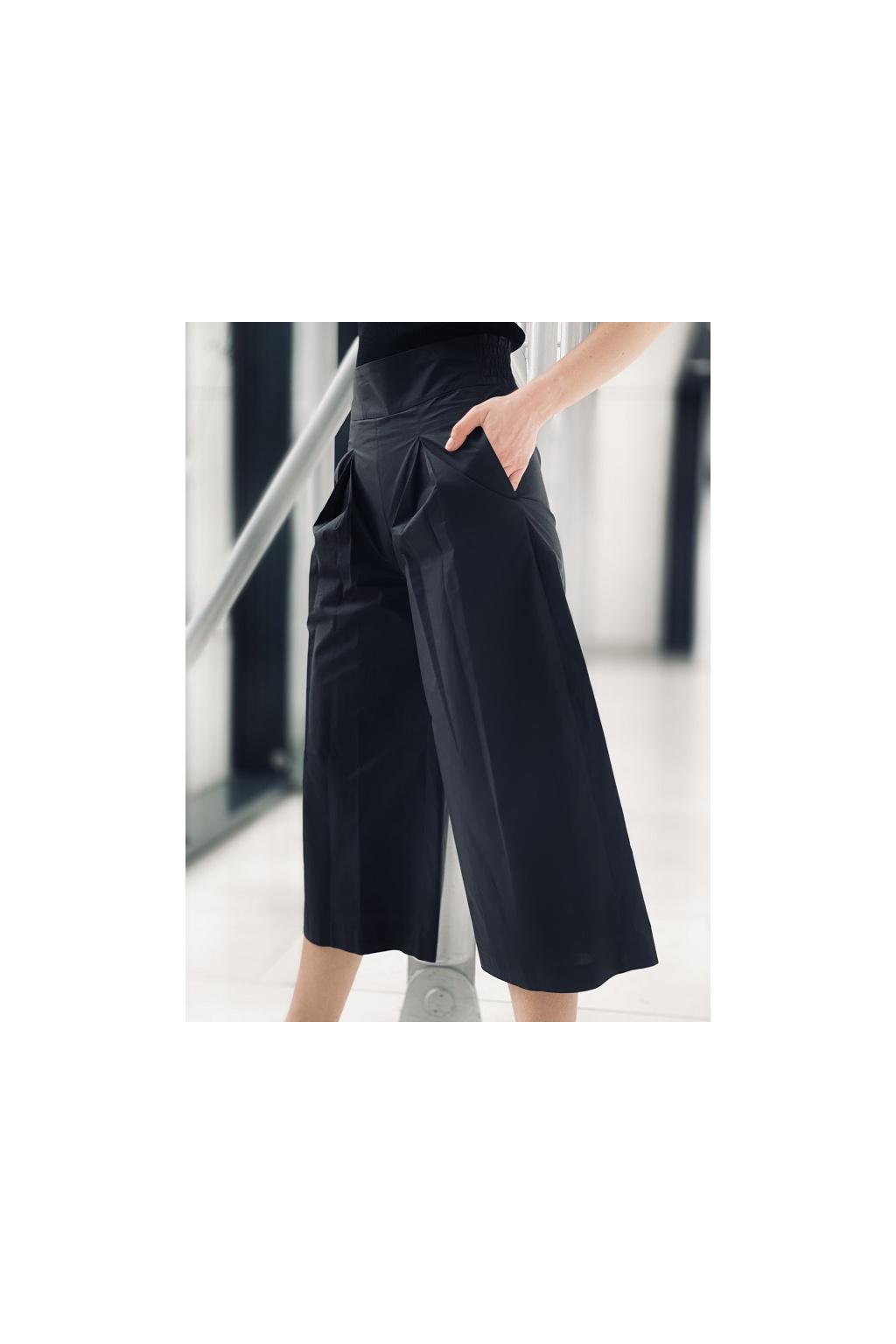Dámská kalhoty Pinko Teso 4 černé