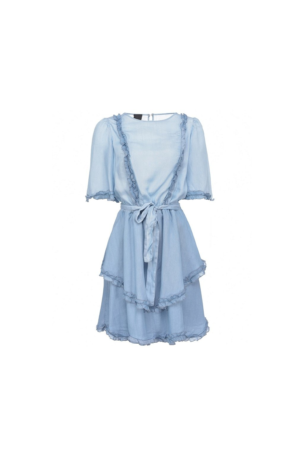 Dámské šaty Pinko Anabel modré