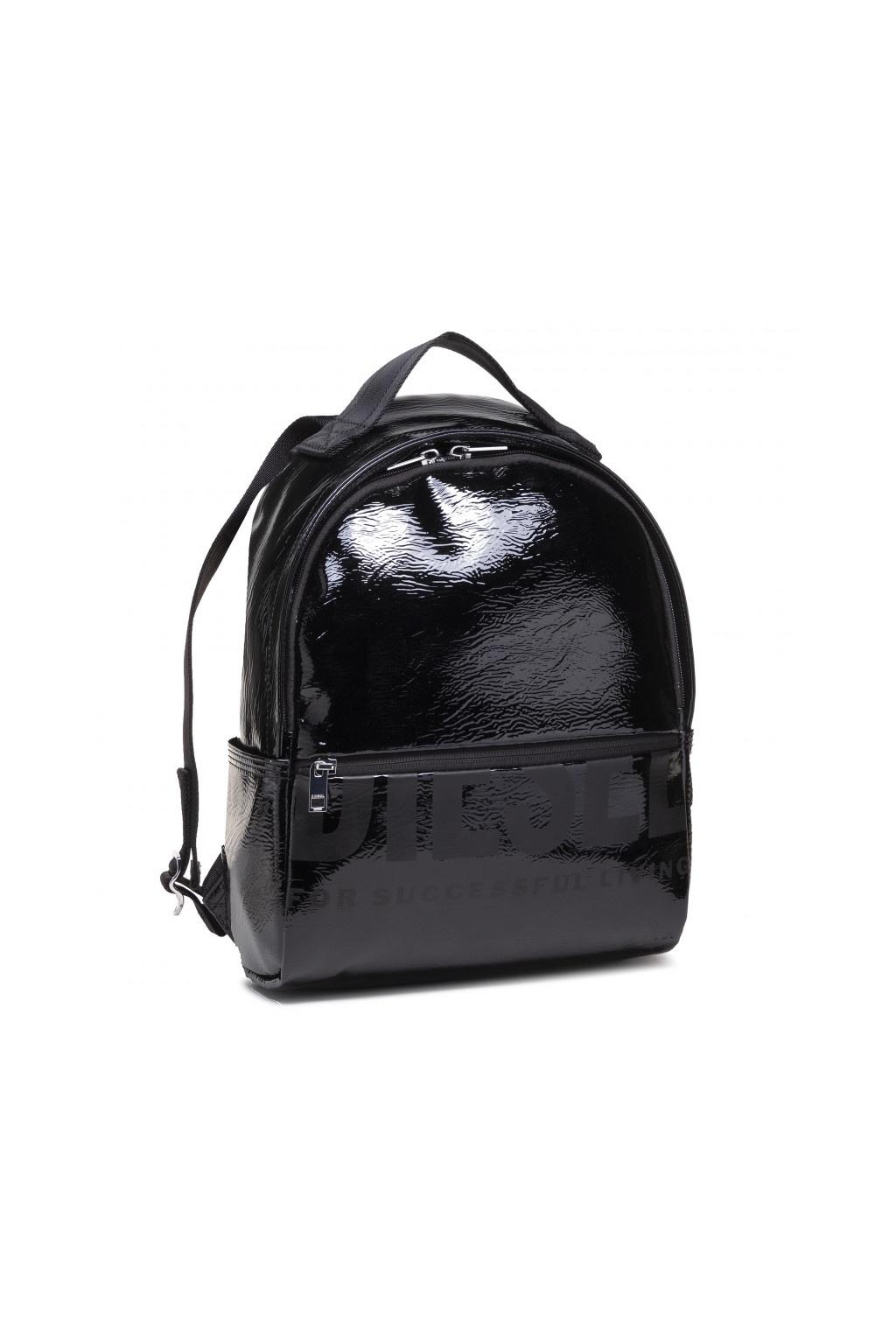 Dámský batoh Diesel F Bold Back Fl II černý