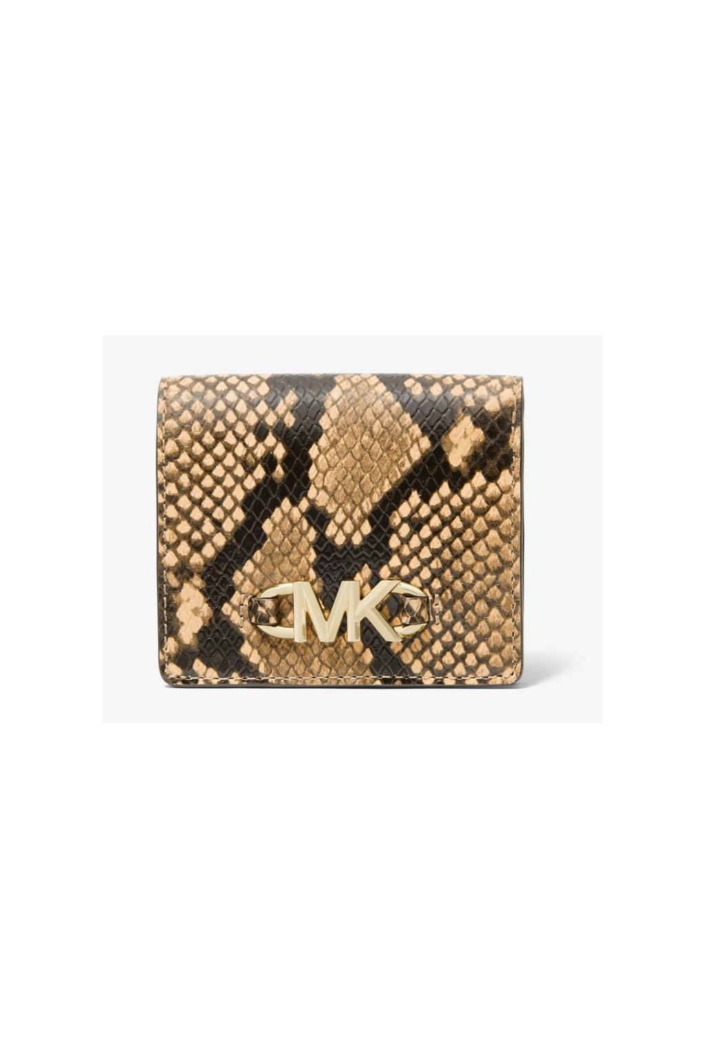 Dámská peněženka Michael Kors Izzy 34T1LZYF1E béžová