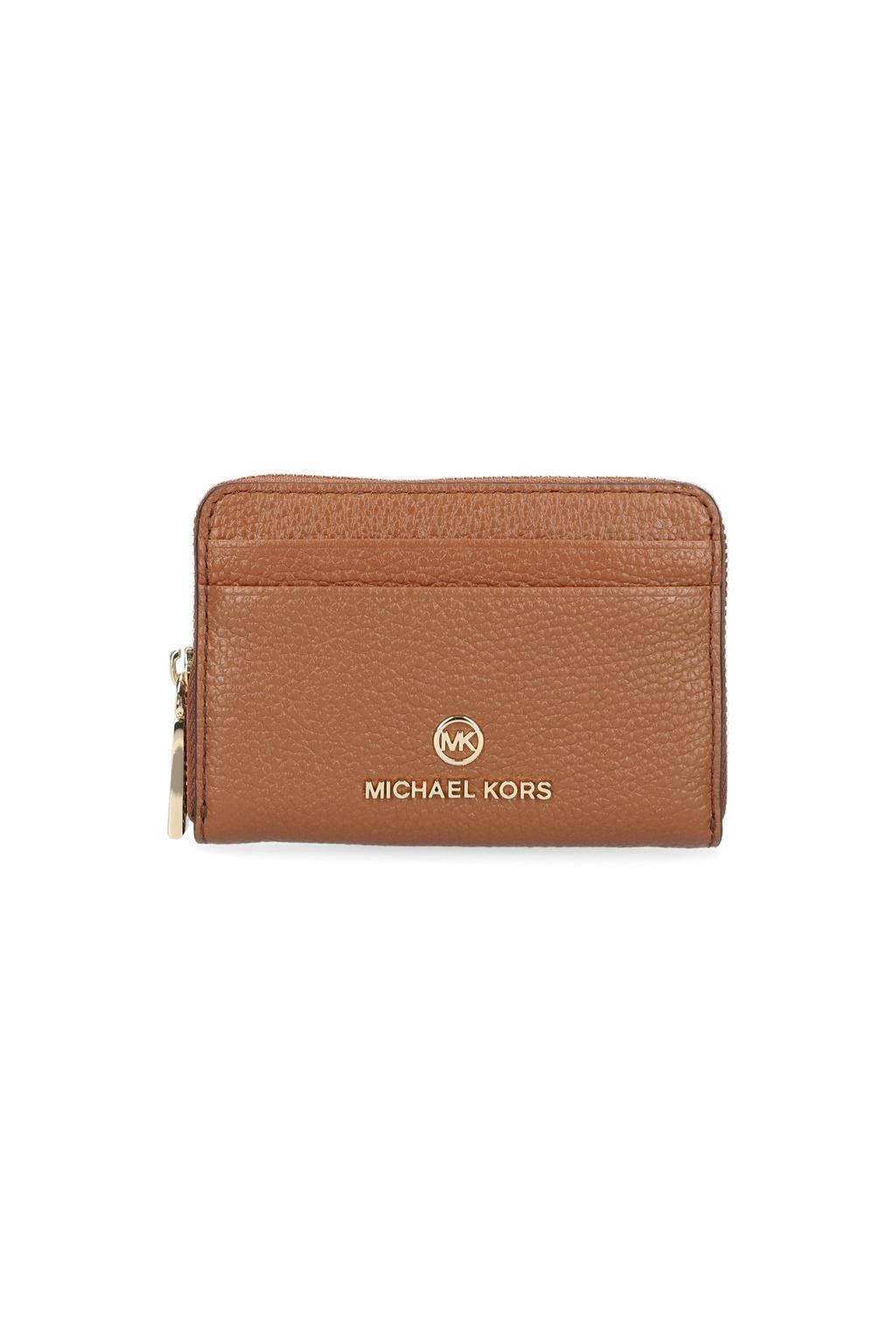 Dámská peněženka Michael Kors Jet Set 34S1GT9Z1L Small Leather hnědá