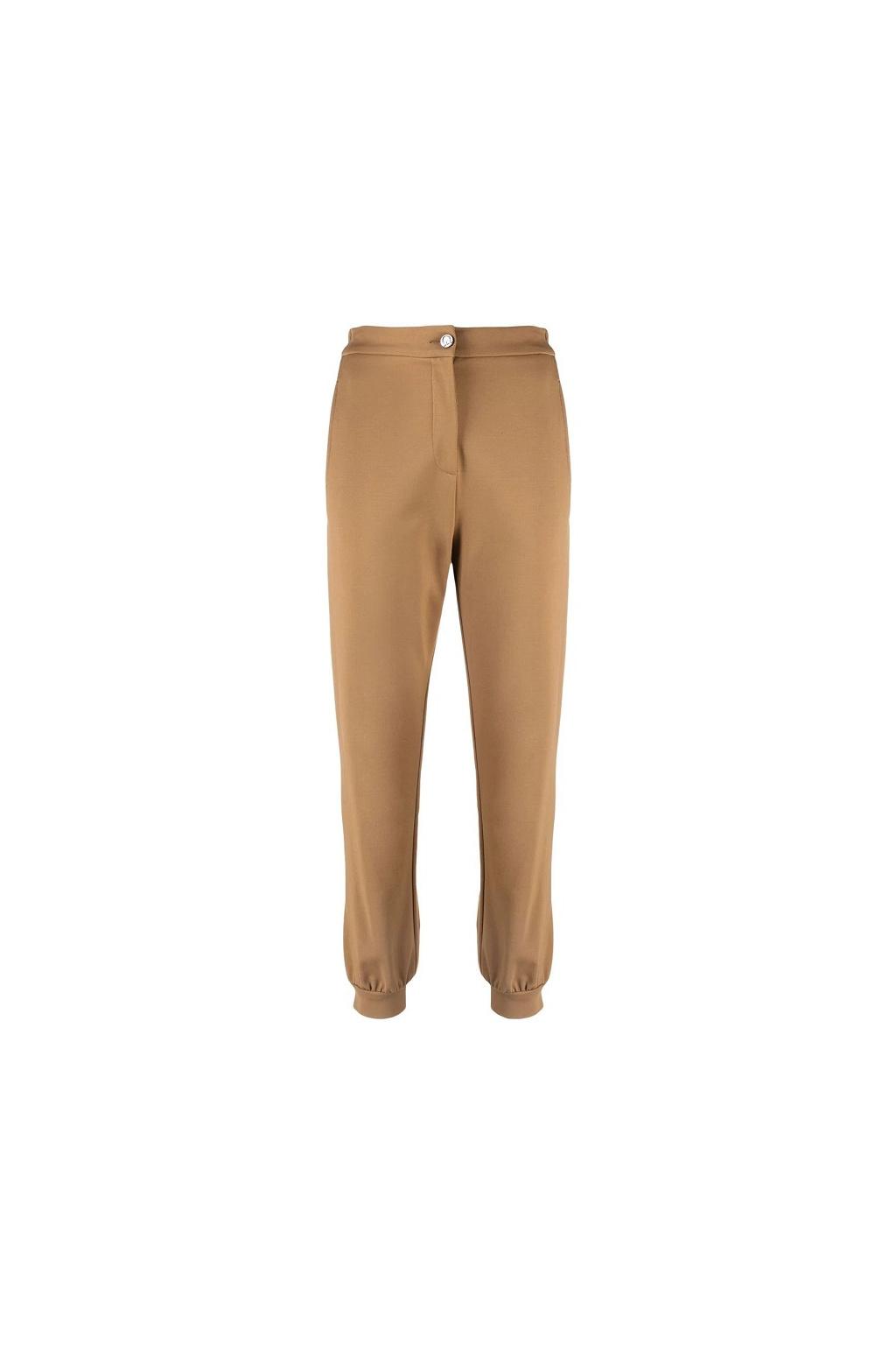 Dámské kalhoty Pinko Arbus hnědé