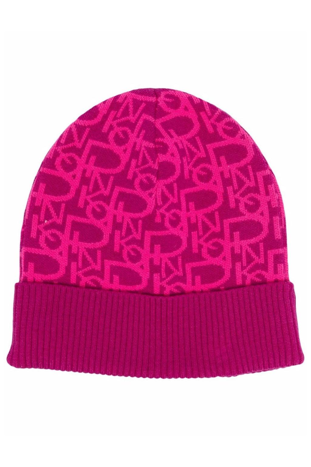 Dámská čepice Pinko Frappato růžová