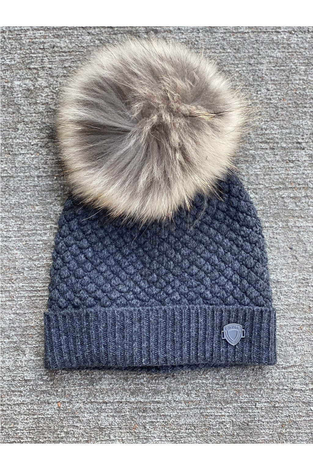 Dámská čepice Blauer 21WBLDA05385 šedá