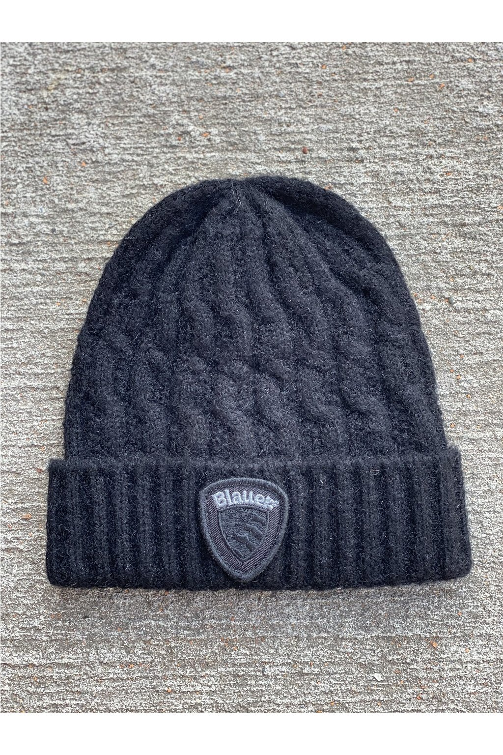 Dámská čepice Blauer 21WBLDA05391 černá