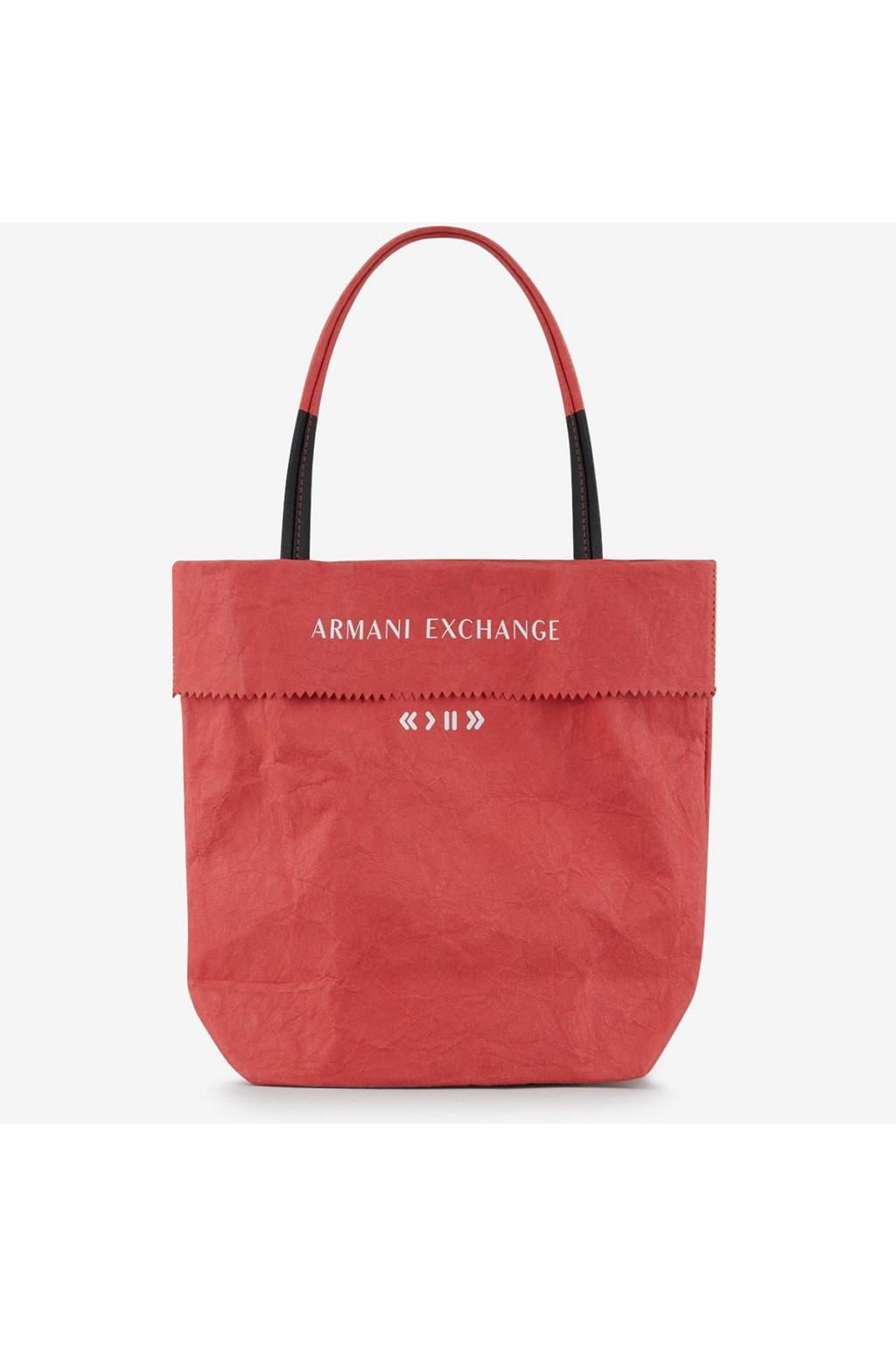 Dámská kabelka Armani Exchange 942772 1A715 červená