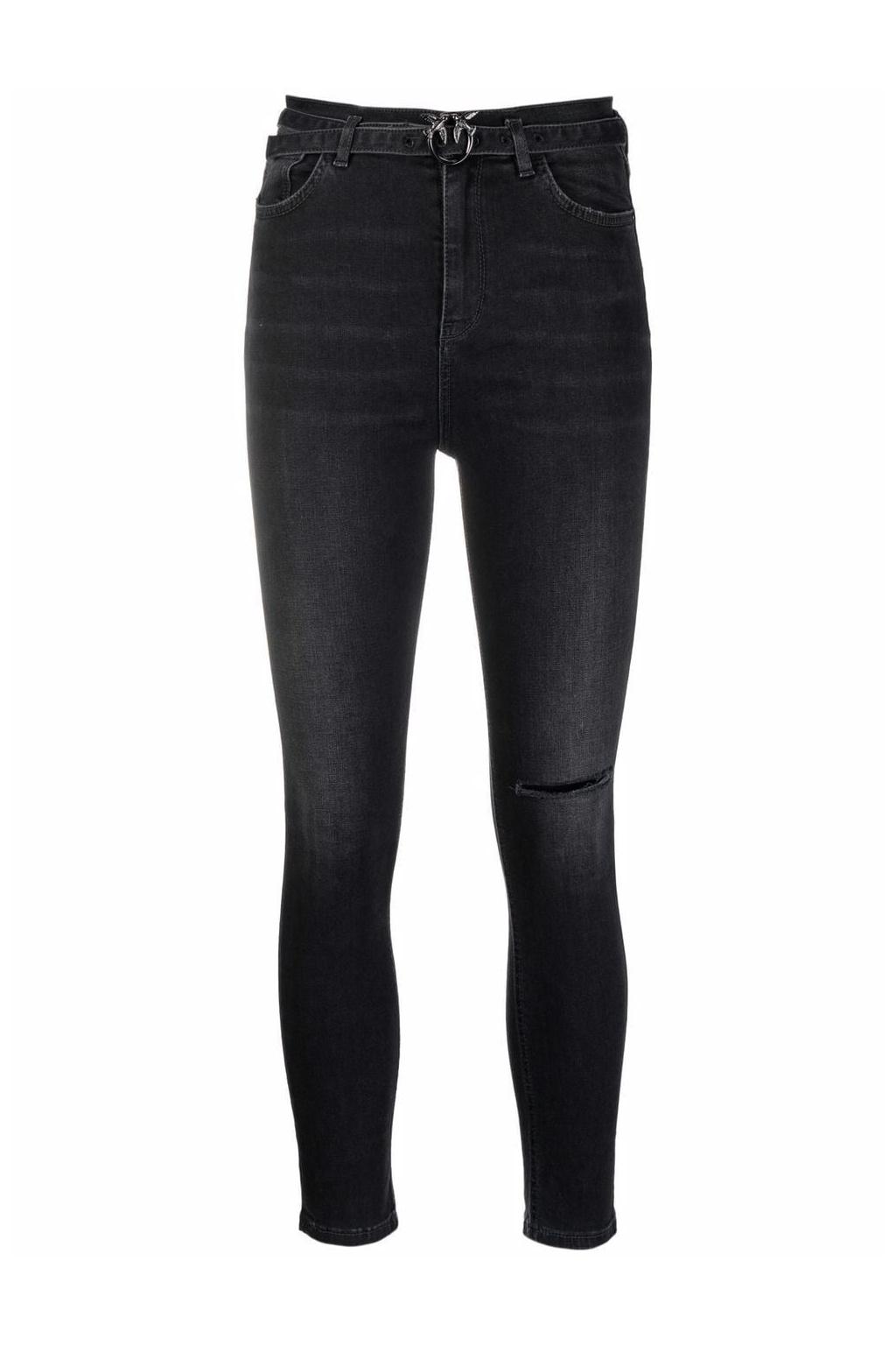 Dámské džíny Pinko Susan 17 černé