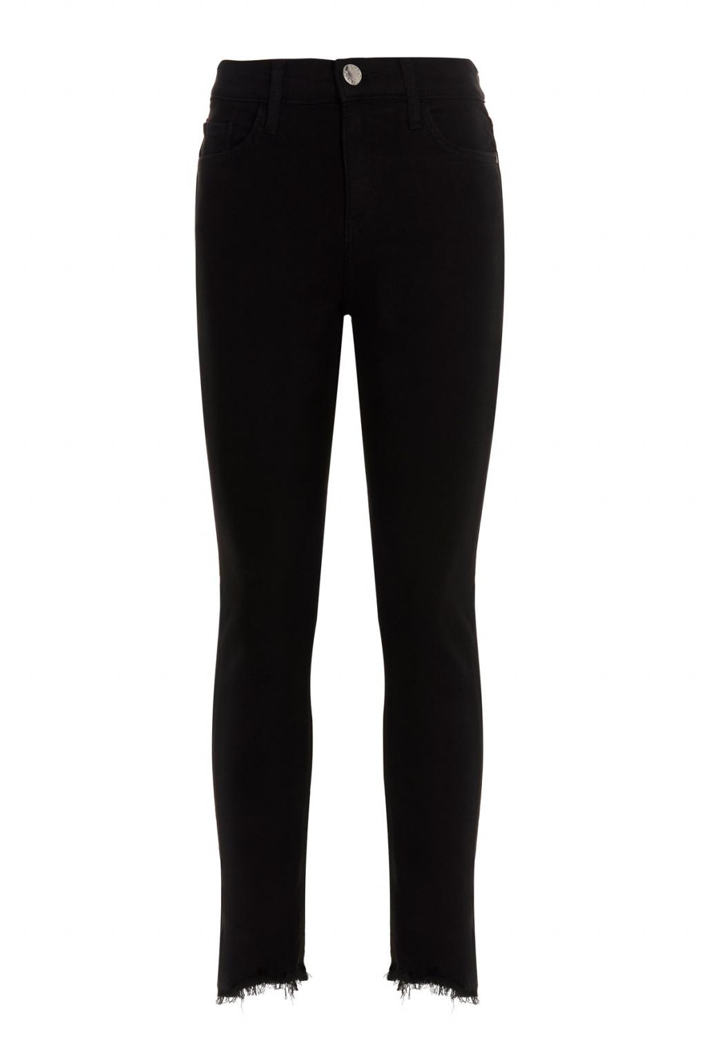 Dámské džíny Sabrina 39 černé