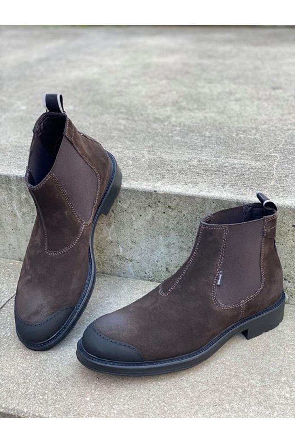 Pánká obuv Blauer F1HAYWARD05/SUE hnědá