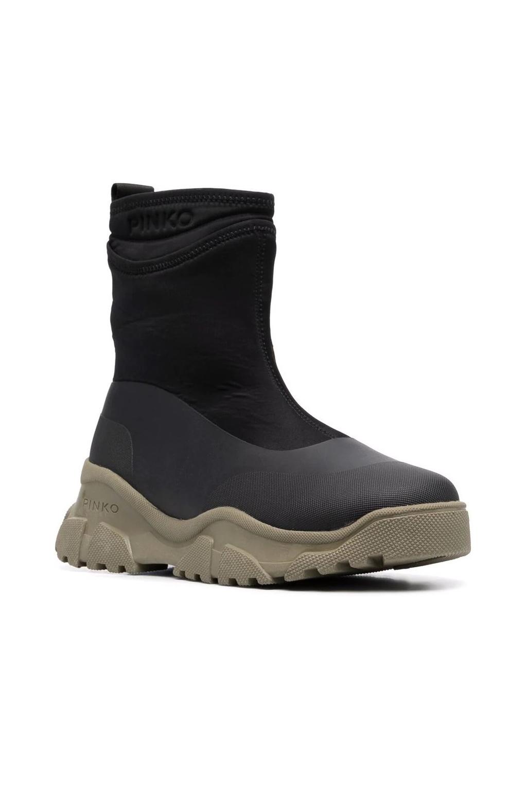 Dámská obuv Pinko Moss trek černá