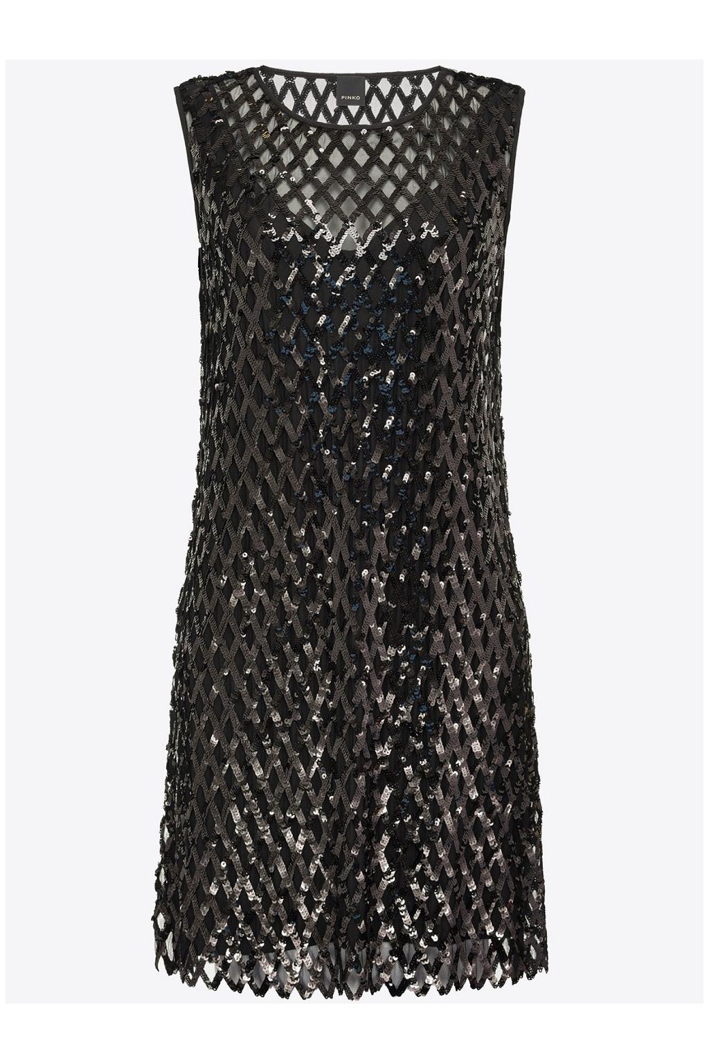 Dámské šaty Pinko Rafaelas černé