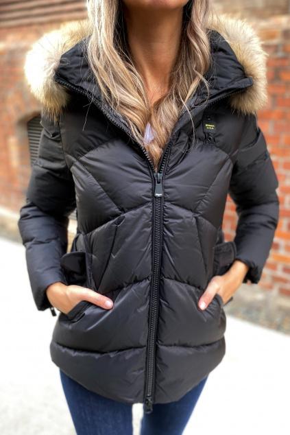 Dámská zimní bunda Blauer 21WBLDC03112 černá